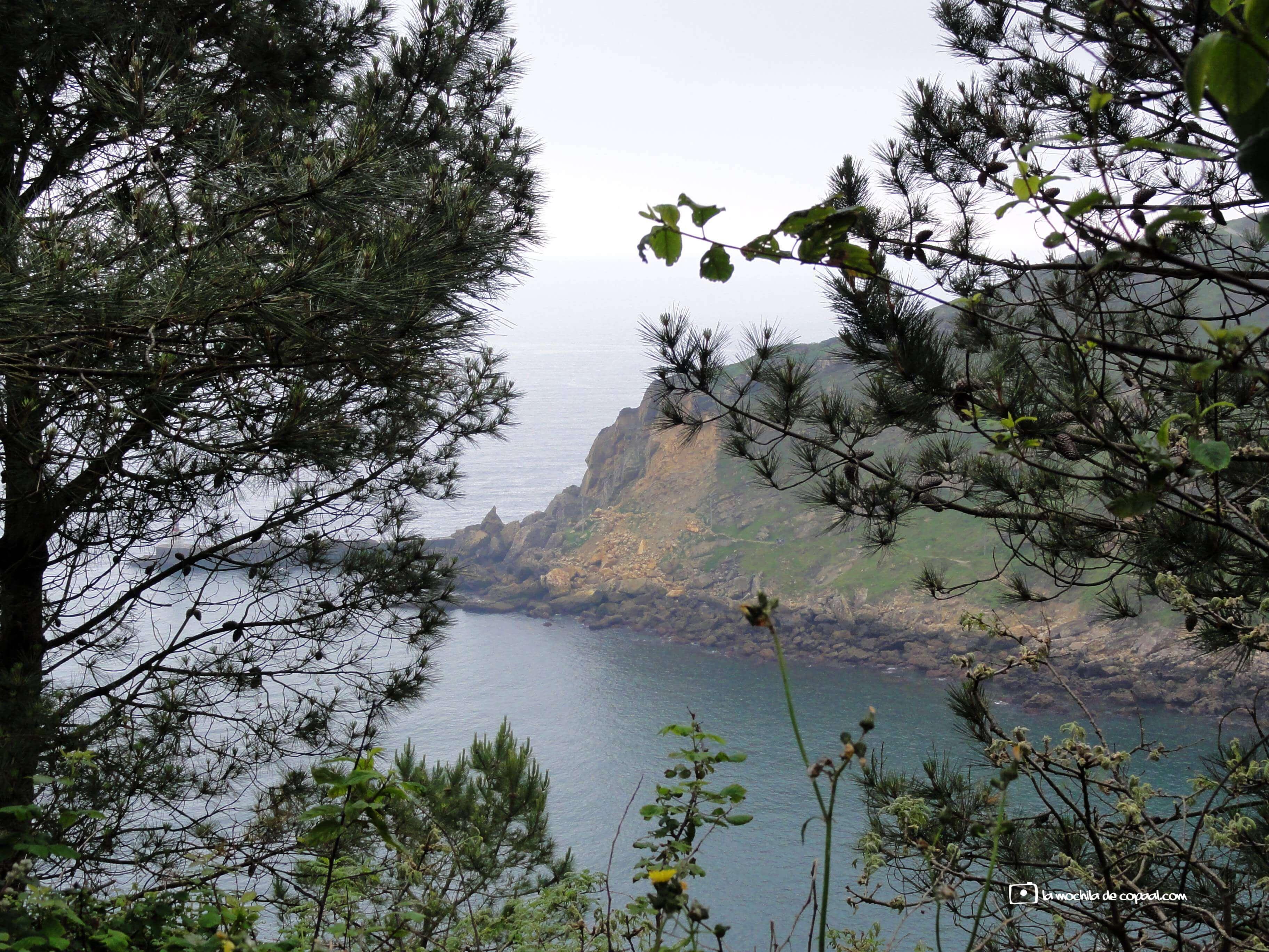 Acantilados monte Ulía
