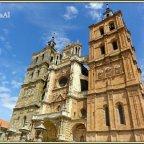 Astorga, capital de la Maragatería.