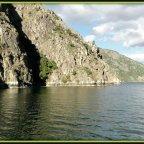 Cañón del río Sil. Donde se abrazan Lugo y Ourense