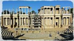 MÉRIDA en Badajoz