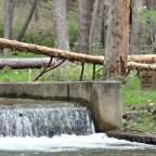 La senda del acueducto. En busca del azud