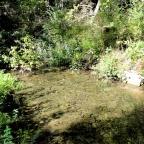 Manadero del río Aguisejo. Entre pueblos de la sierra de Ayllón.