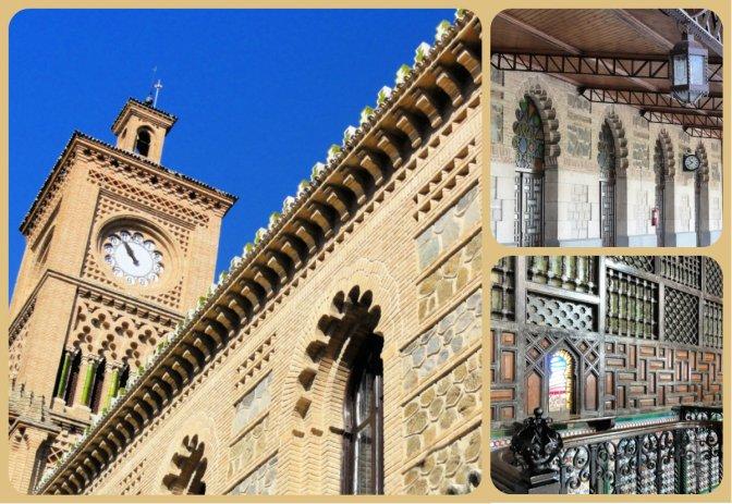 Estación tren. Toledo