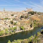 Senda Ecológica del Tajo.  A los pies de Toledo.