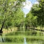 Canal de Castilla, ramal de campos.                             La autopista fluvial del siglo XVIII