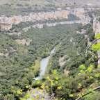 Cañón del río Ebro. Curva infinita