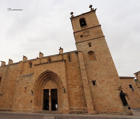 Cocatedral de Santa María