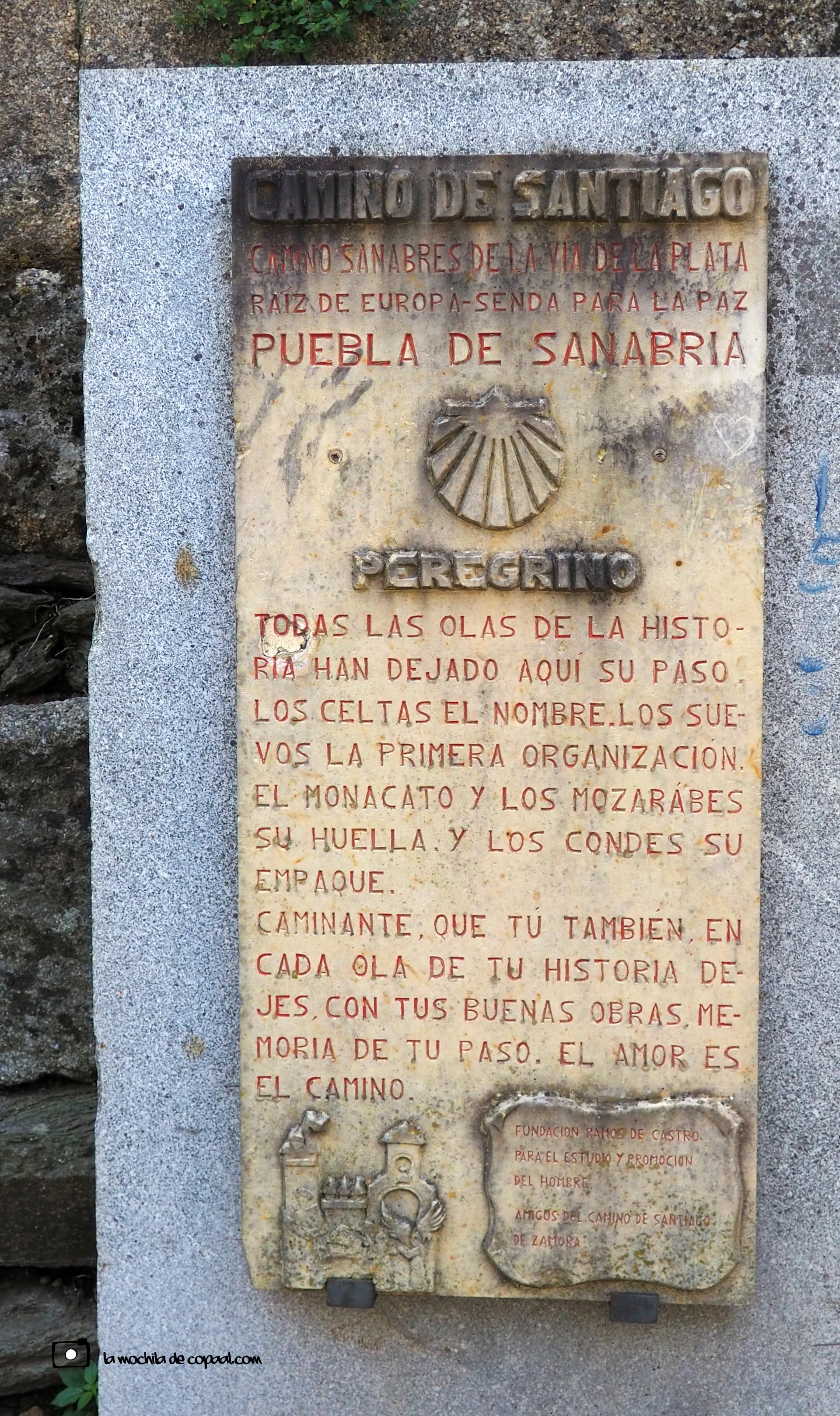 Camino de Santiado