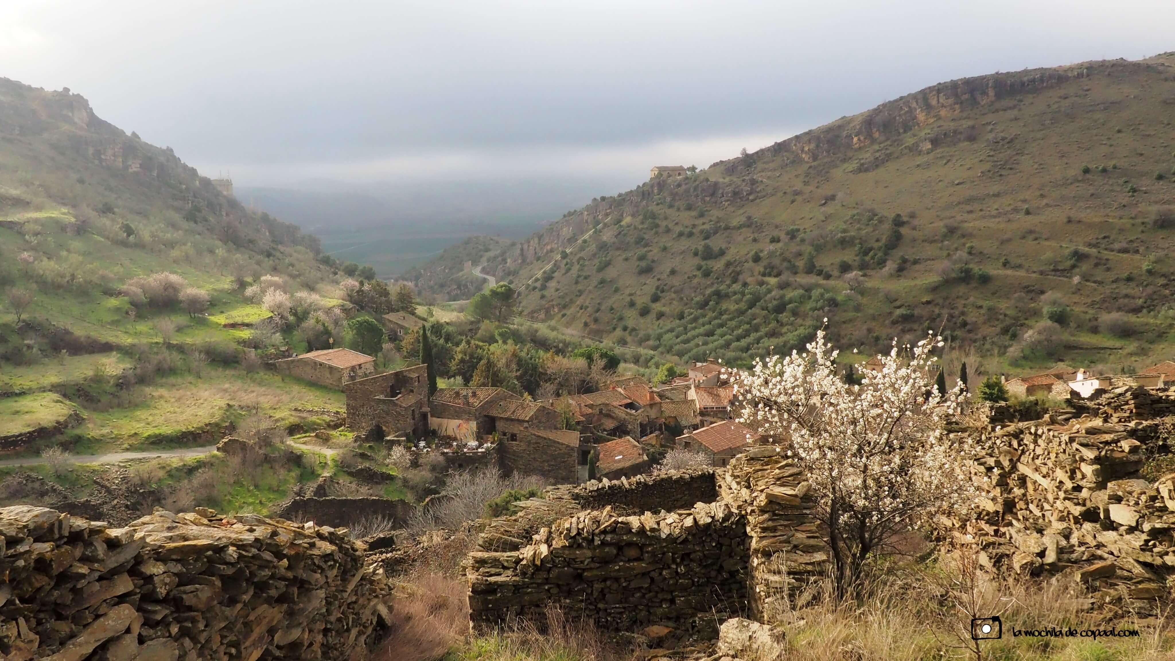 Patones de Arriba, arquitectura rural