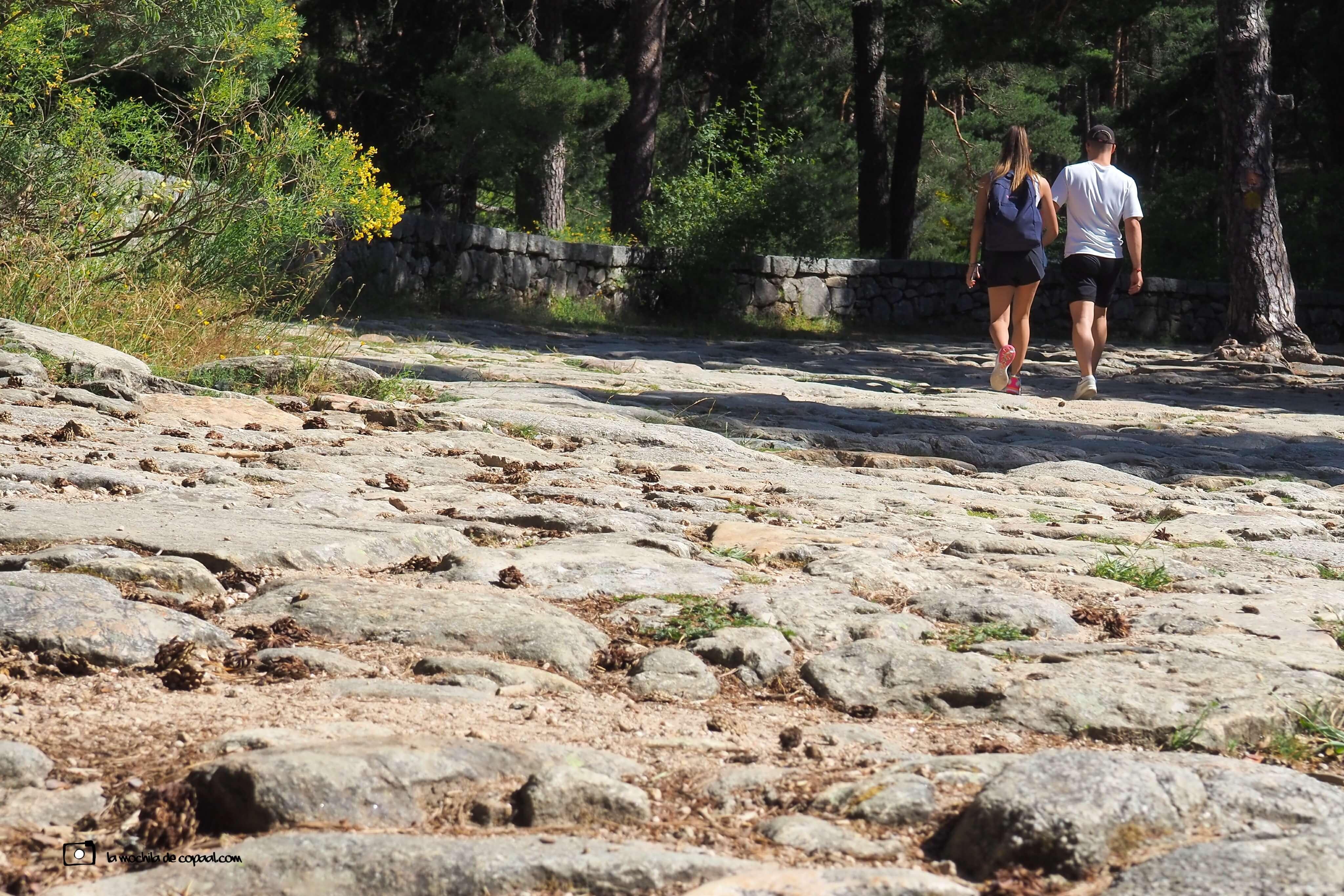 Ruta senderismo Valle de la Fuenfía
