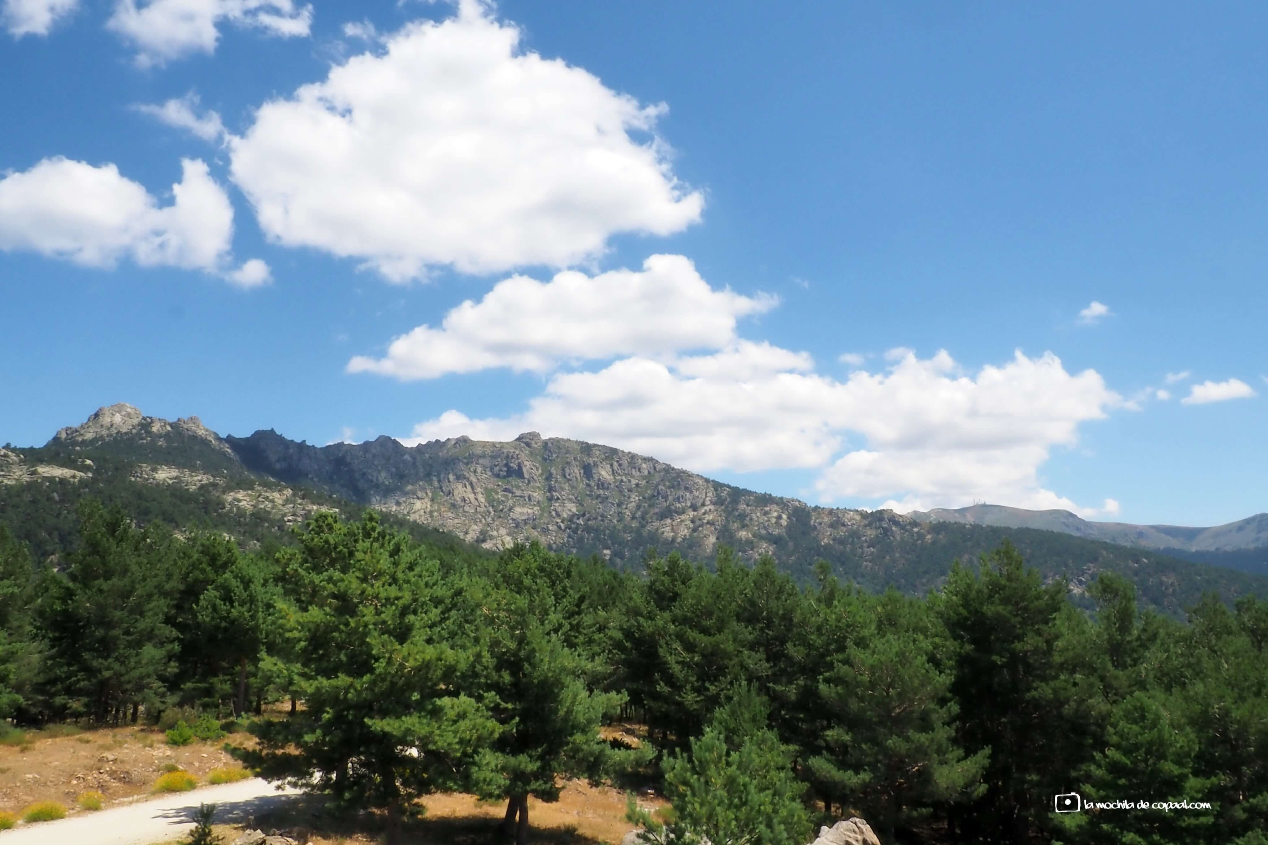 Picos de la Sierra de Guadarrama