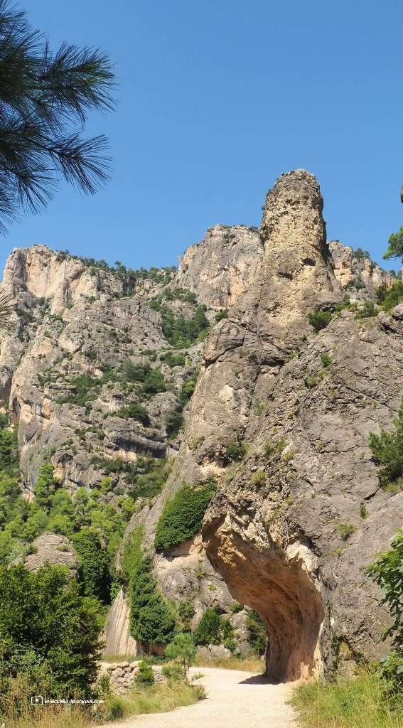 Parque Natural de los Puertos de Beceite (Teruel),